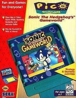 Sonic the Hedgehog's Gameworld