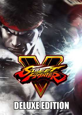Street Fighter V: 2017 Deluxe Edition