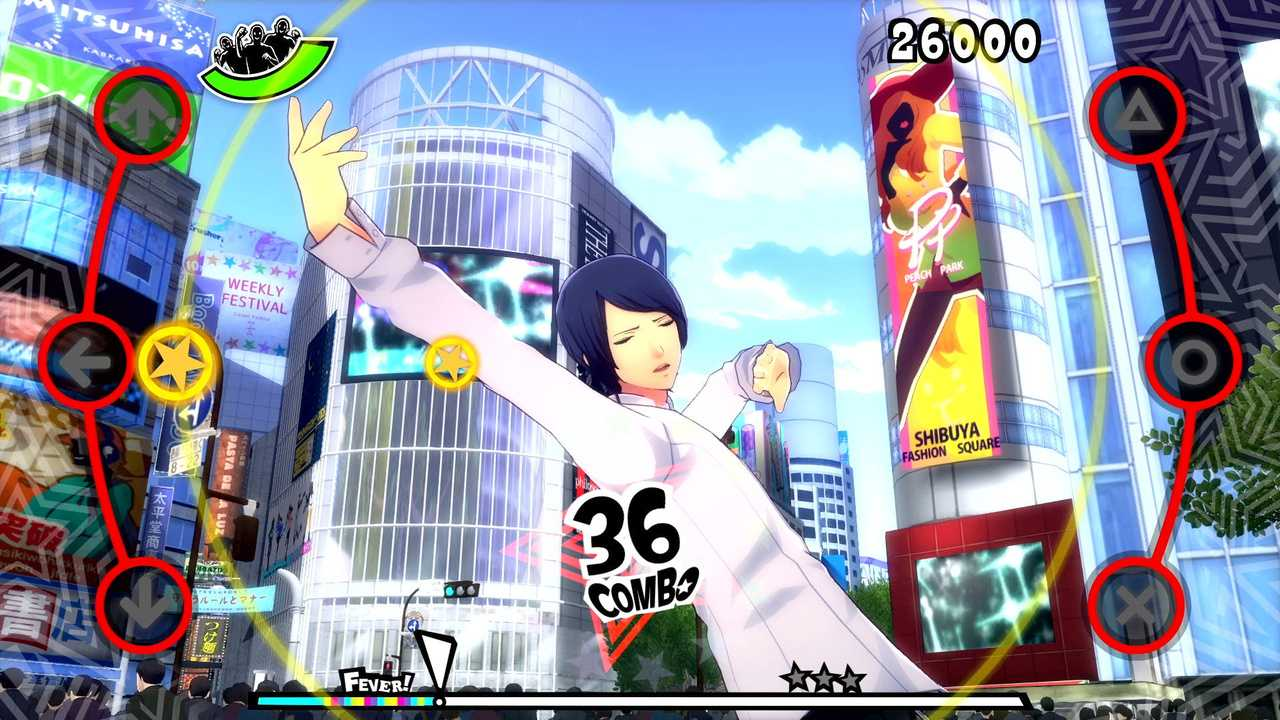 Persona 5: Dancing Star Night