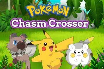 Pokémon Chasm Crosser