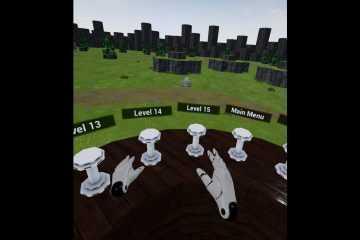 Castle Demolition VR
