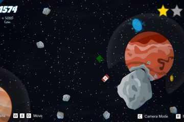SLI-FI: 2D Planet Platformer