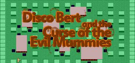 Disco Bert and the Curse of the Evil Mummies