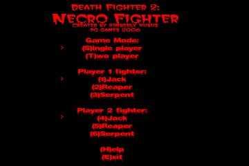 Death Fighter 2: Necro Fighter