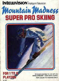 Mountain Madness: Super Pro Skiing