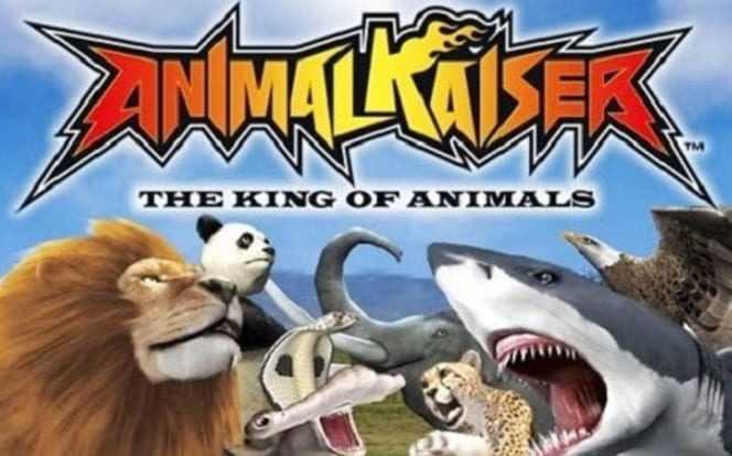 Animal Kaiser: The King of Animals
