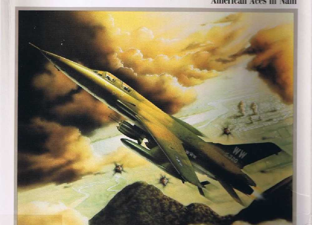 Thud Ridge: American Aces in 'Nam