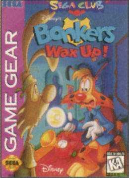 Disney's Bonkers: Wax Up!