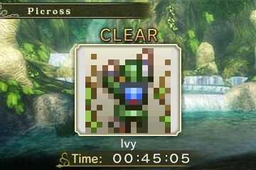 My Nintendo Picross: The Legend of Zelda Twilight Princess