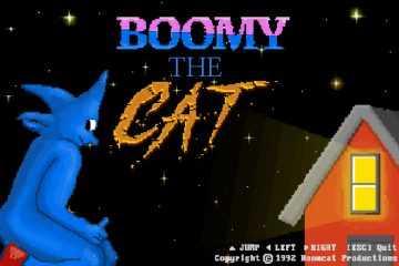 Boomy the Cat