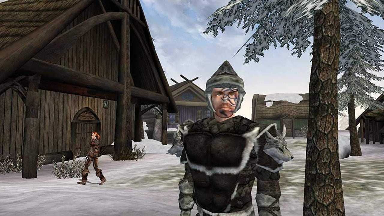 The Elder Scrolls III: Bloodmoon Reviews, News, Descriptions