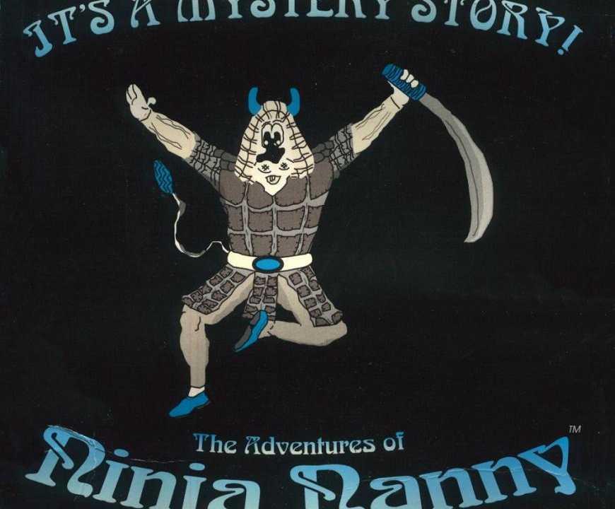 No. 11 Downing Street: The Adventures of Ninja Nanny & Sherrlock Sheltie