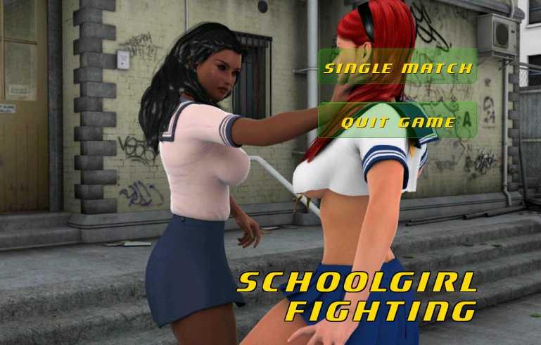 Schoolgirl Fighting 2