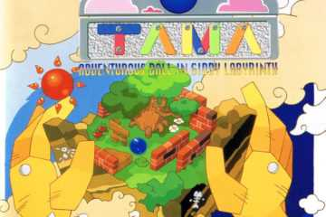 Tama: Adventurous Ball in Giddy Labyrinth