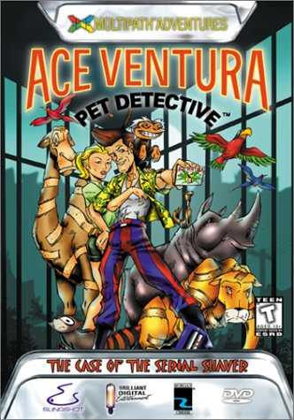 Ace Ventura Pet Detective: The Case of the Serial Shaver