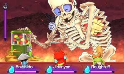 Yo-Kai Watch 2: Bony Spirits/Fleshy Souls