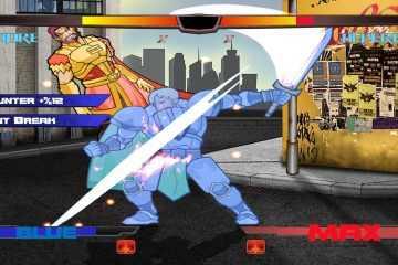 Slashers: The Power Battle