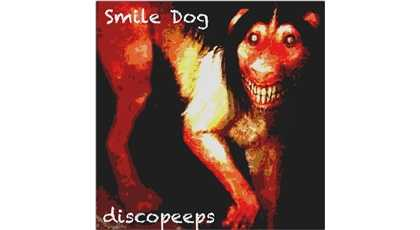 Survive Smile Dog