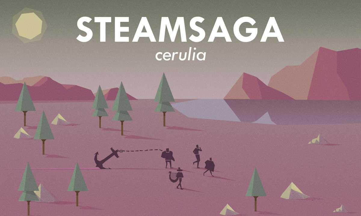 SteamSaga: Cerulia