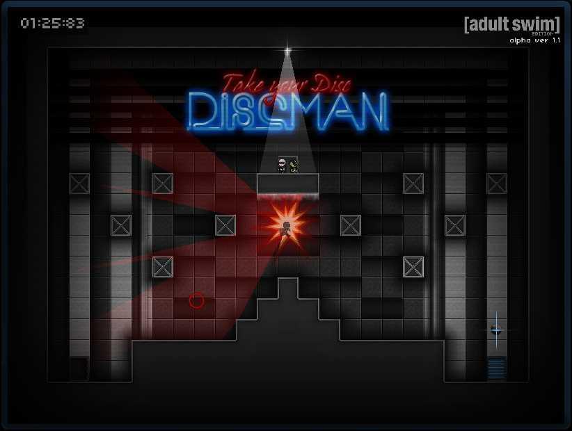 Discman: The Legend of Danny Crask