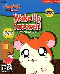 Hamtaro: Wake Up Snoozer!
