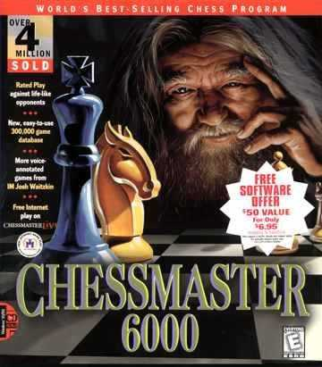 Chessmaster 6000 Reviews, News, Descriptions, Walkthrough