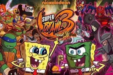 Super Brawl 3: Good vs. Evil