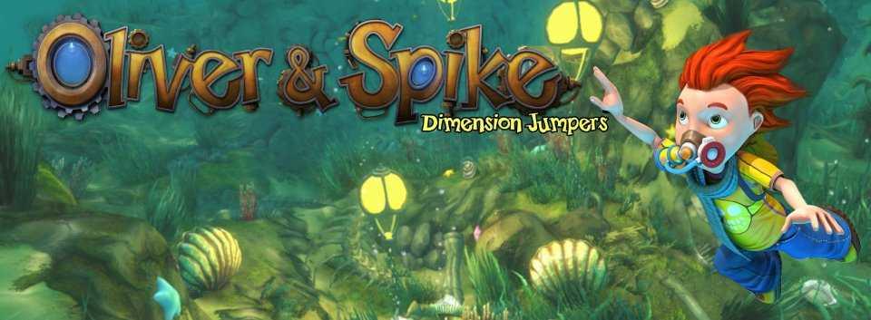 Oliver & Spike: Dimension Jumpers