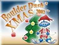 Boulder Dash XMAS 2002