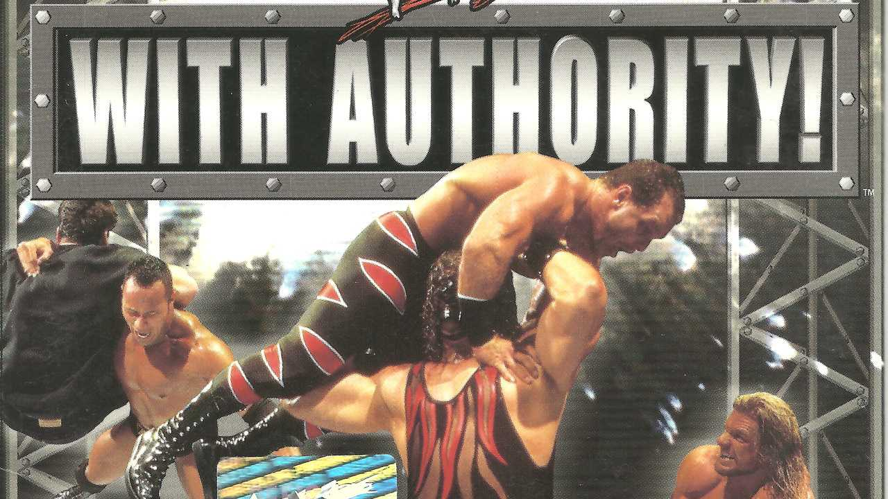 WWE With Authority!