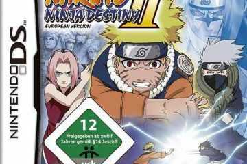 Naruto: Ninja Destiny II European Version