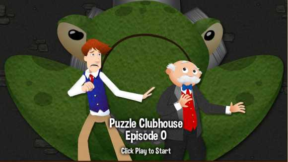 Puzzle Clubhouse: Episode 0 -- LAZOR FROGS