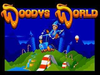 Woody's World