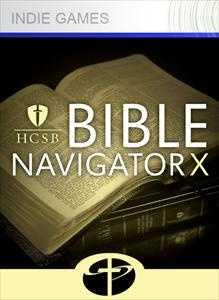 Bible Navigator X: HCSB