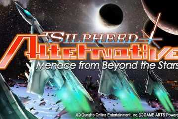 Silpheed Alternative: Menace from Beyond the Stars