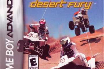 Quad Desert Fury