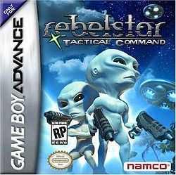 Rebelstar: Tactical Command