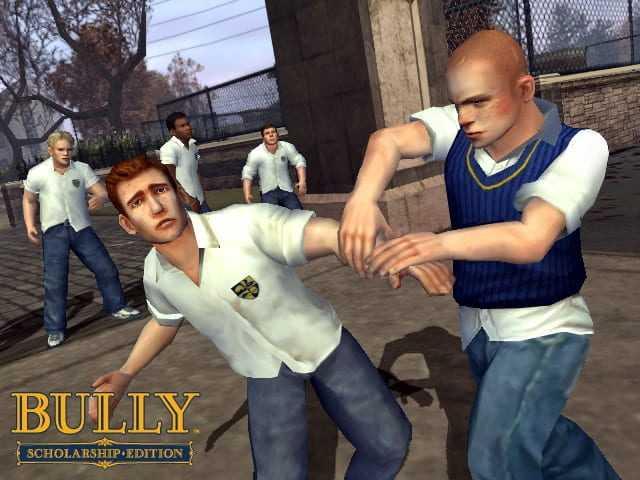 BULLY: SCHOLARSHIP EDITION REVIEW :: Game Reviews - SocksCap64