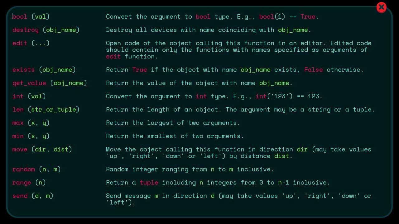 Code World