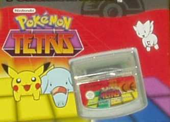 Pokémon Tetris Mini