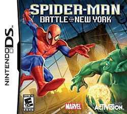 Spider-Man: Battle for New York