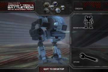 AssaultTech 1: BattleTech
