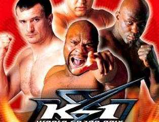 K-1 World Grand Prix: The Beast Attack!