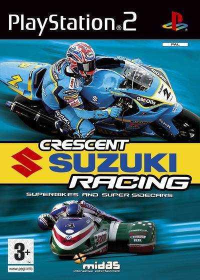 Crescent Suzuki Racing: Superbikes and Super Sidecars
