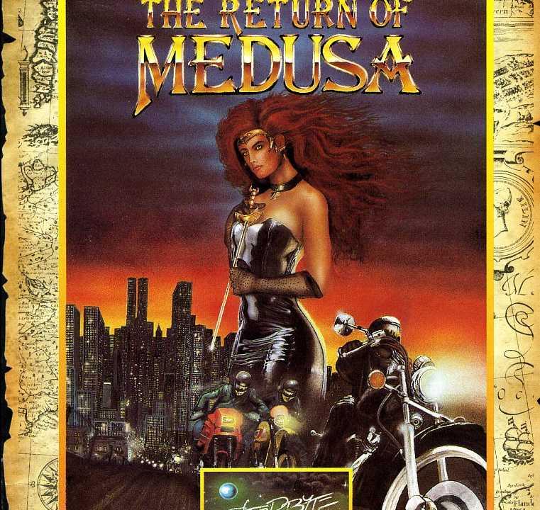 Rings of Medusa II: The Return of Medusa