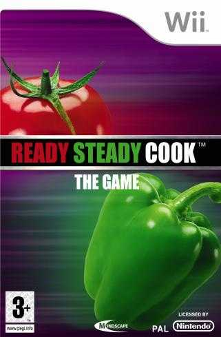 Ready, Steady, Cook: The Game
