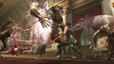 Ninja Gaiden II Reviews News Descriptions Walkthrough And System