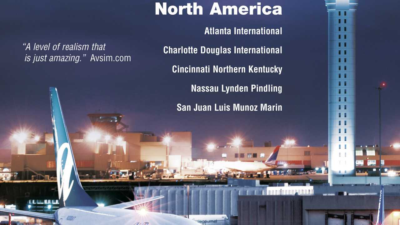 World Airports 3: North America