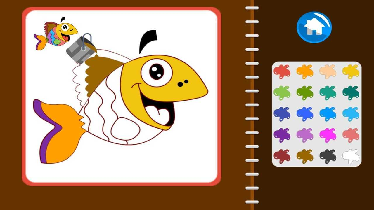 My Coloring Book: Animals
