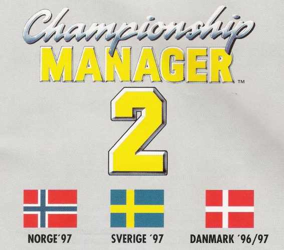 Championship Manager 2: Scandinavian Leagues